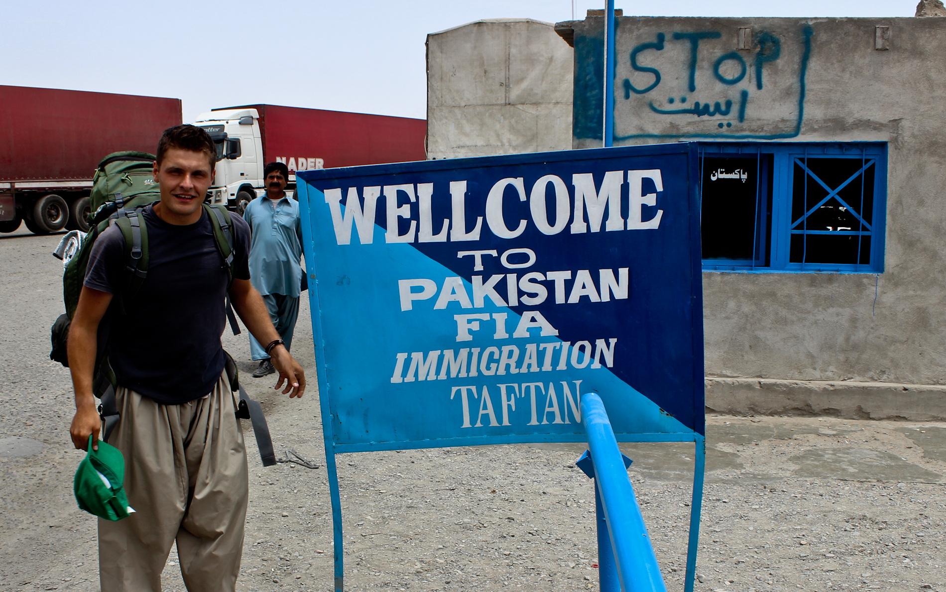 Przejście graniczne Iran-Pakistan (Taftan)